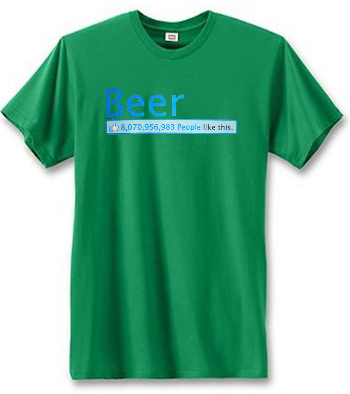 Like Beer T-Shirt