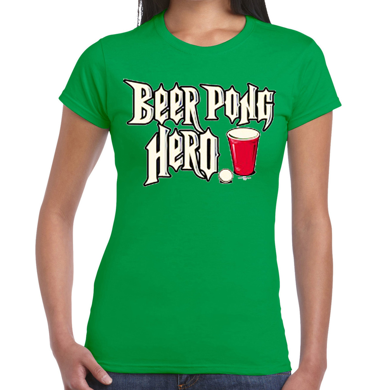 Beer Pong Hero T-Shirt