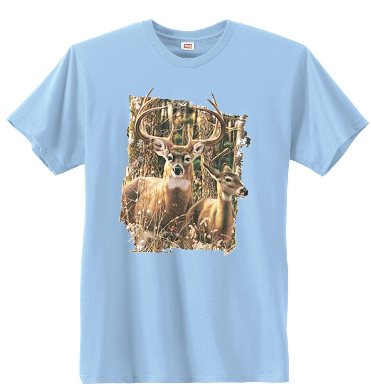 Buck & Doe Men's Short Sleeve T-Shirt