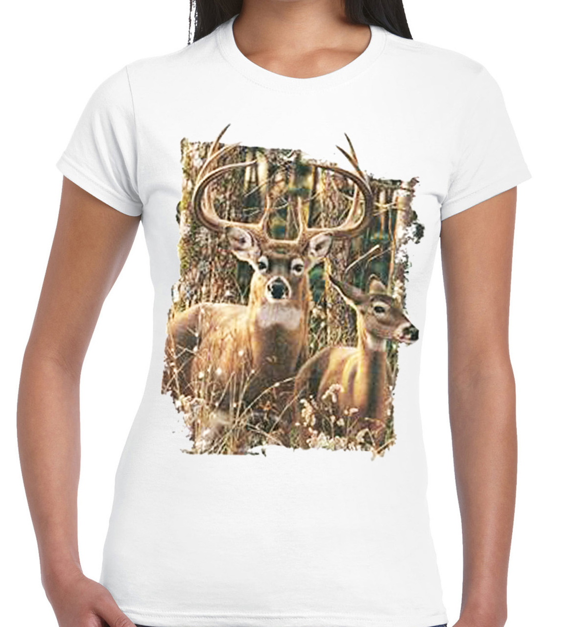 Buck & Doe Women's Short Sleeve T-Shirt