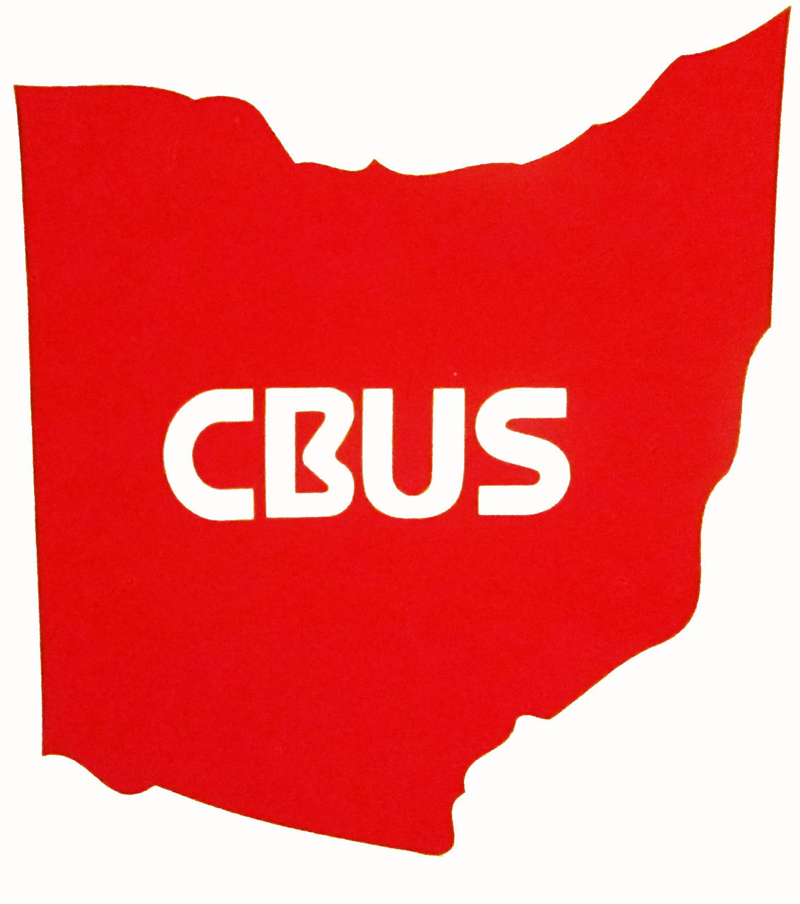CBUS Ohio Bumper Sticker