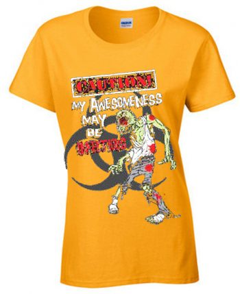 Zombie Contagious T-Shirt