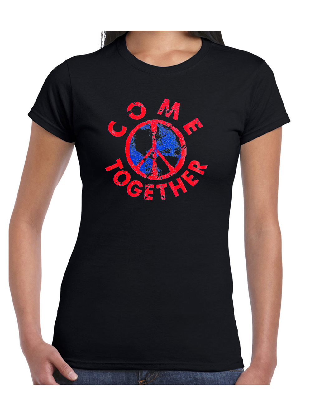 Come Together Peace T-Shirt