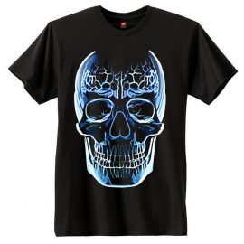 Glass Skull T-Shirt