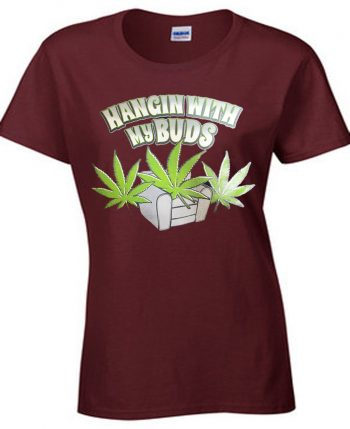 Hanging With My Buds Women's Short Sleeve T-Shirt