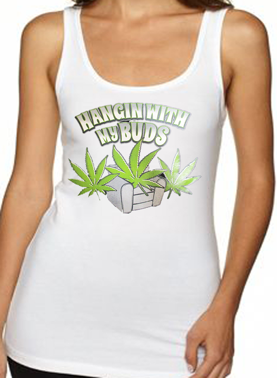 Hanging With My Buds Women's Tank Top