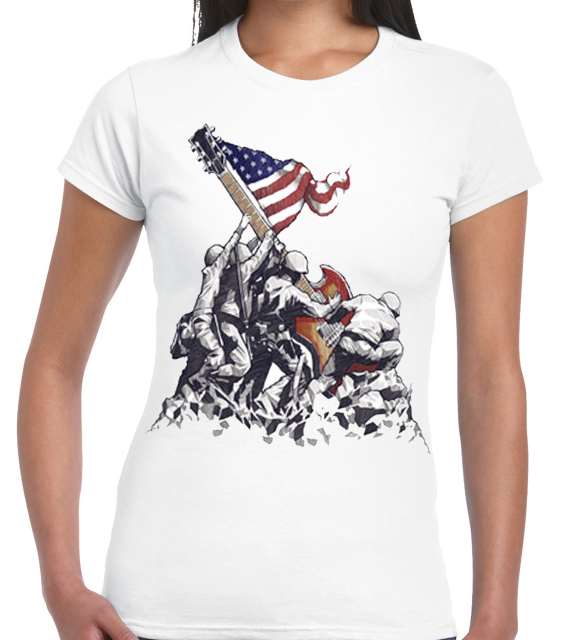 Let Freedom Rock T-Shirt