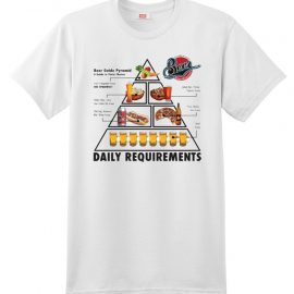 Minimum Daily Beer Requirements T-Shirt