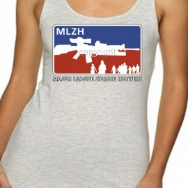 MLZH Zombie Hunter Women's Tank Top