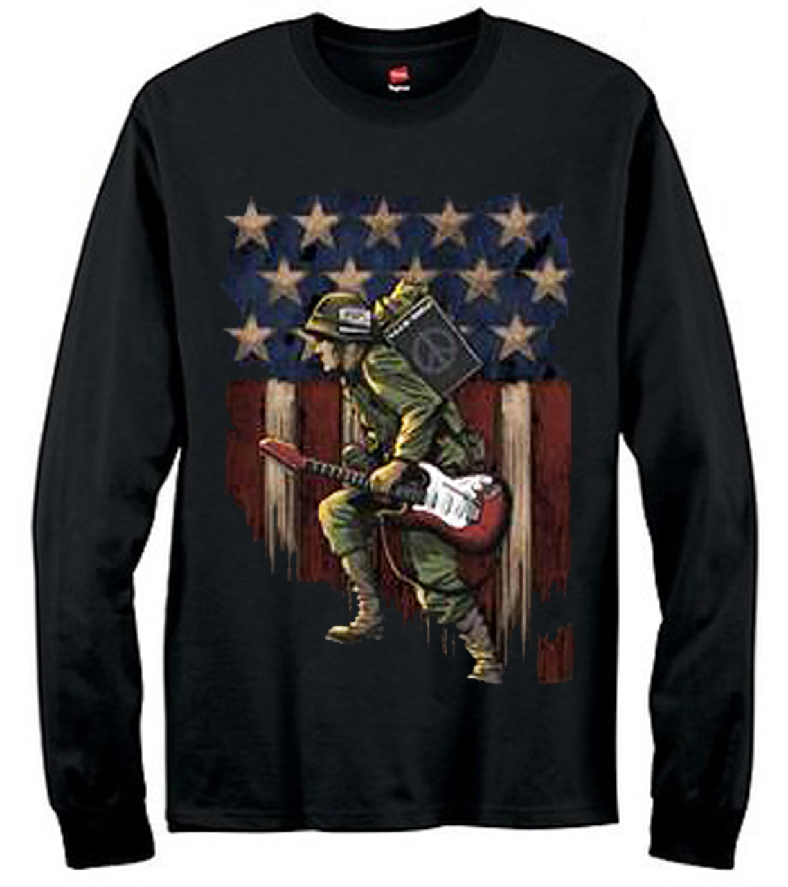 Rebel With A Cause Men's Long Sleeve T-Shirt