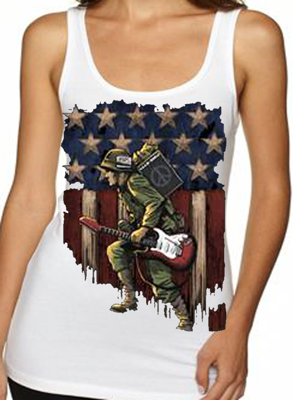 Rebel With A Cause Women's Tank Top