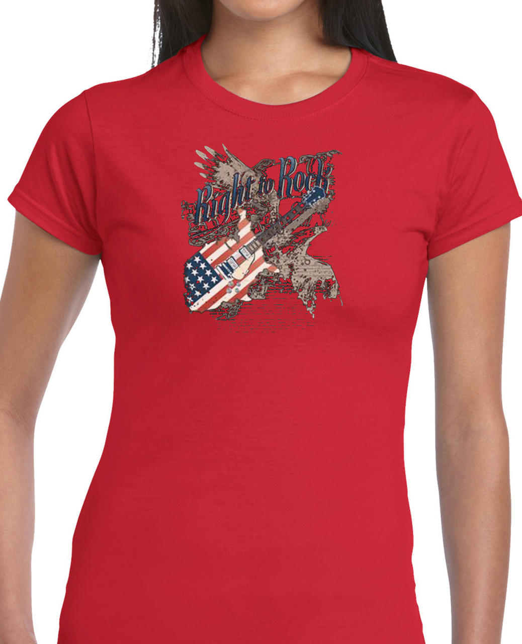 Right To Rock Women's Short Sleeve T-Shirt