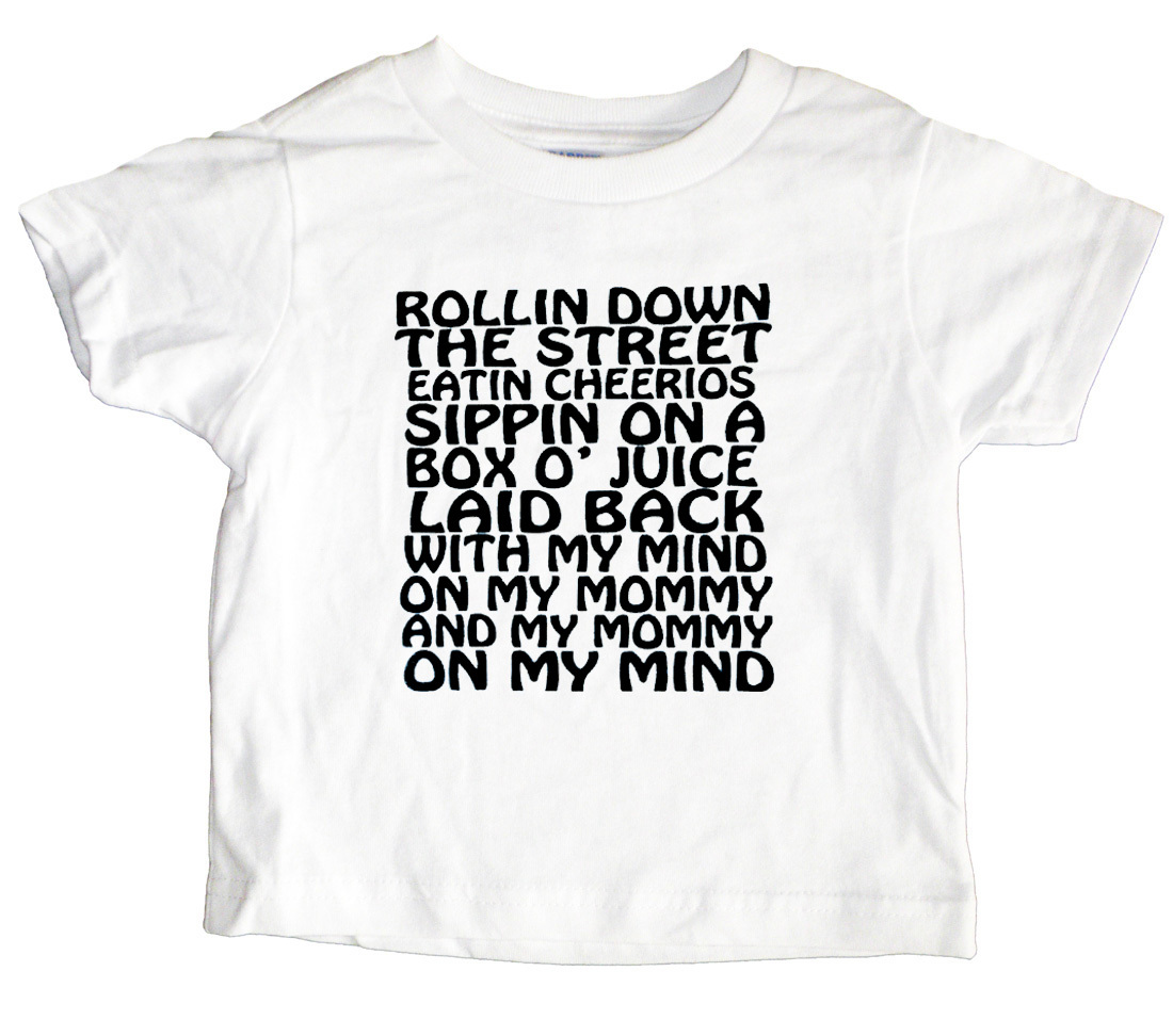 Rollin' Down The Street Toddler T-shirt