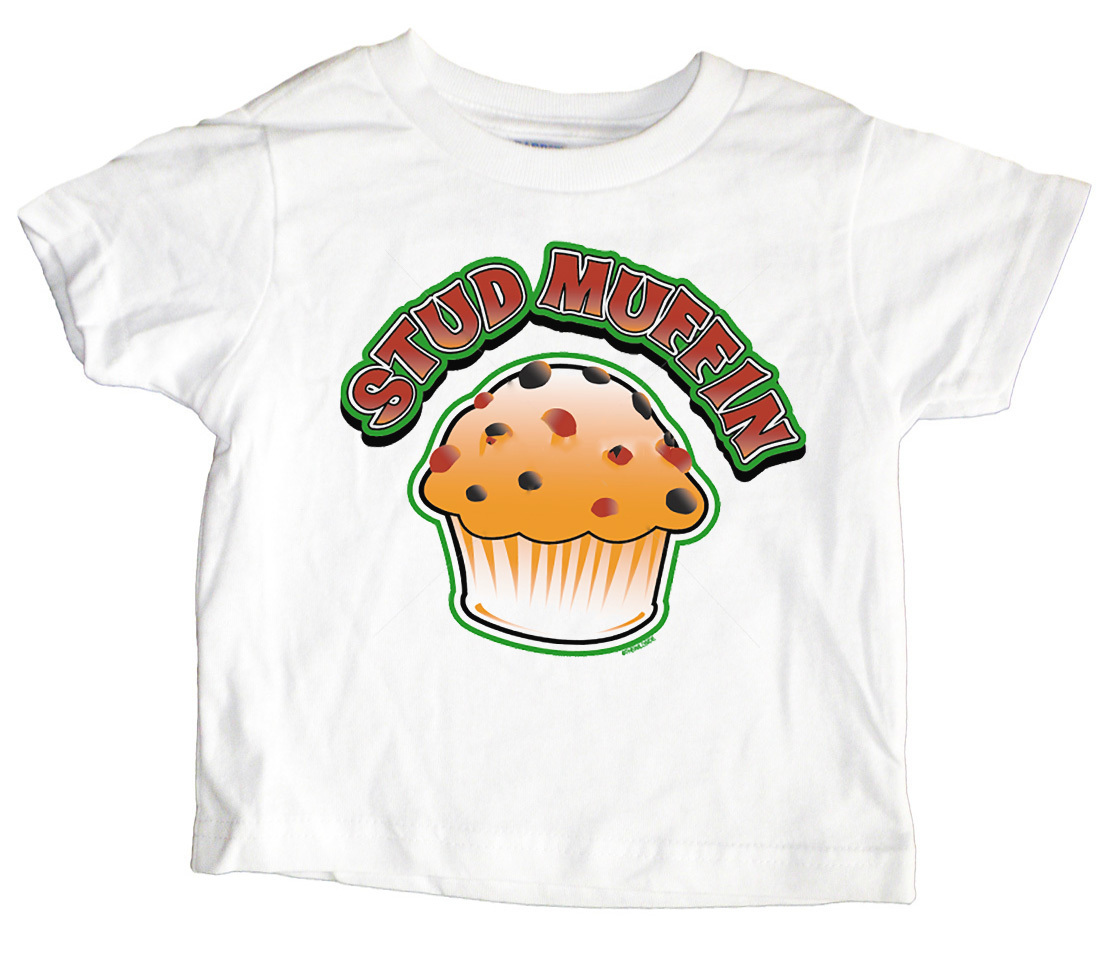 Stud Muffin Toddler T-Shirt