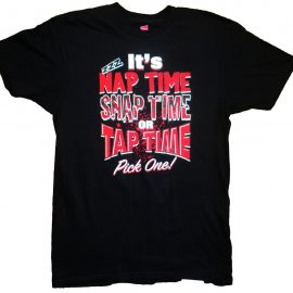 Tap Time MMA T-Shirt