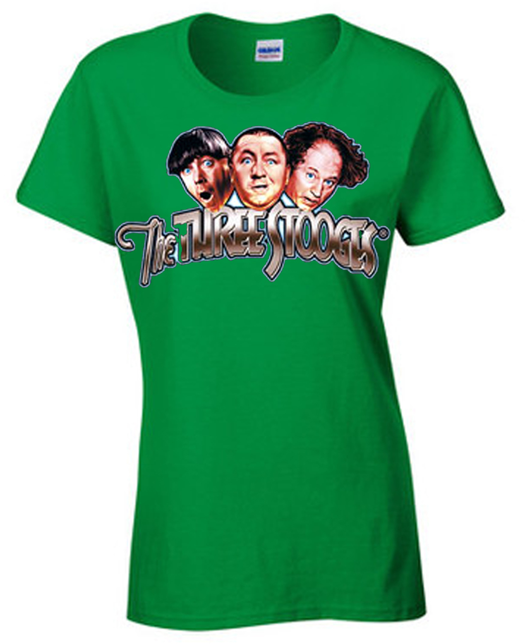 The Three Stooges Women's Short Sleeve T-Shirt