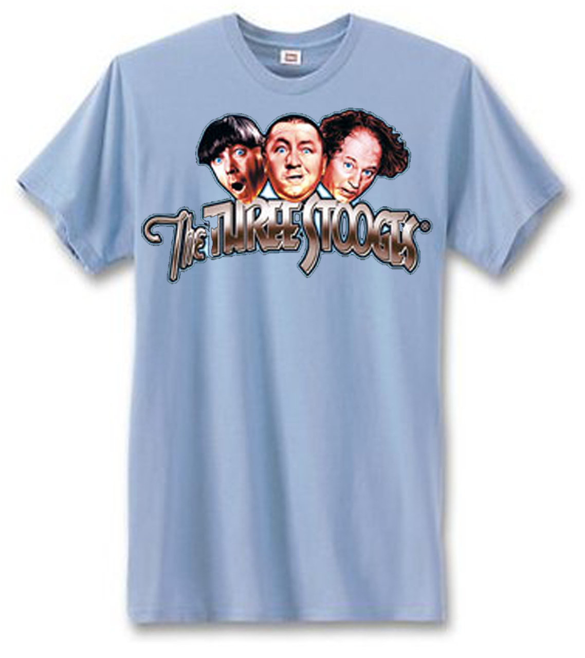 The Three Stooges Men's Short Sleeve T-Shirt