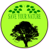 Earth Nature Stickers