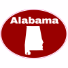 Alabama Stickers