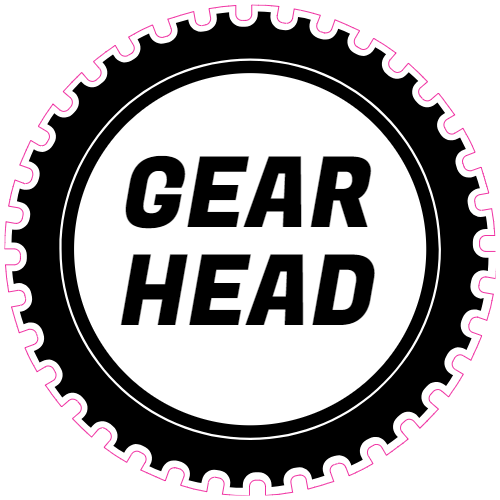 Gear Head Gear Sticker | U.S. Custom Stickers