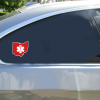 Ohio EMS State Shaped Sticker Car Sticker