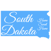 South Dakota Stickers