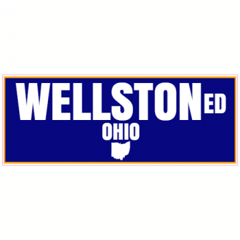 Wellston Ohio Wellstoned Sticker | U.S. Custom Stickers