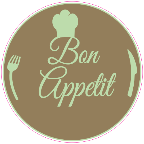 Bon Appetit Chef Hat Sticker | U.S. Custom Stickers