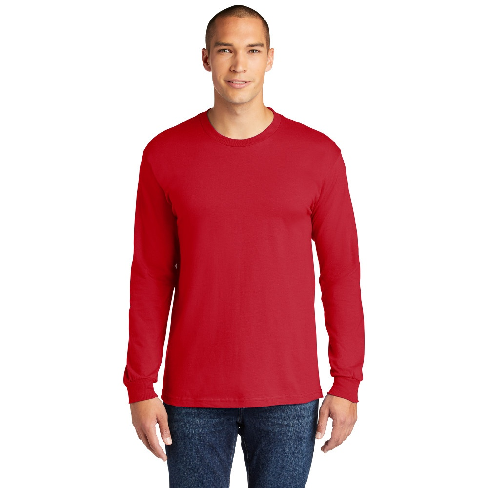 Make Your Own Gildan Hammer Long Sleeve T Shirt