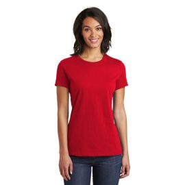 District DT6002 Short Sleeve T Shirt For Women