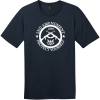 2nd Amendment Protect Yourself T-Shirt New Navy District Perfect Weight Tee DT104