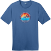 Bahia Honda State Park T-Shirt Maritime Blue District Perfect Weight Tee DT104