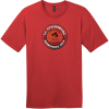 St. Petersburg Sunshine City Florida T-Shirt Classic Red District Perfect Weight Tee DT104