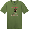Blood Donor Rugby Union T-Shirt Fresh Fatigue District Perfect Weight Tee DT104