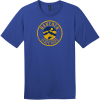 Babcock State Park West Virginia T-Shirt Deep Royal District Perfect Weight Tee DT104