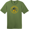 Babcock State Park West Virginia T-Shirt Fresh Fatigue District Perfect Weight Tee DT104