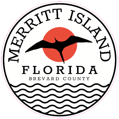 Merritt Island Florida Sticker | U.S. Custom Stickers