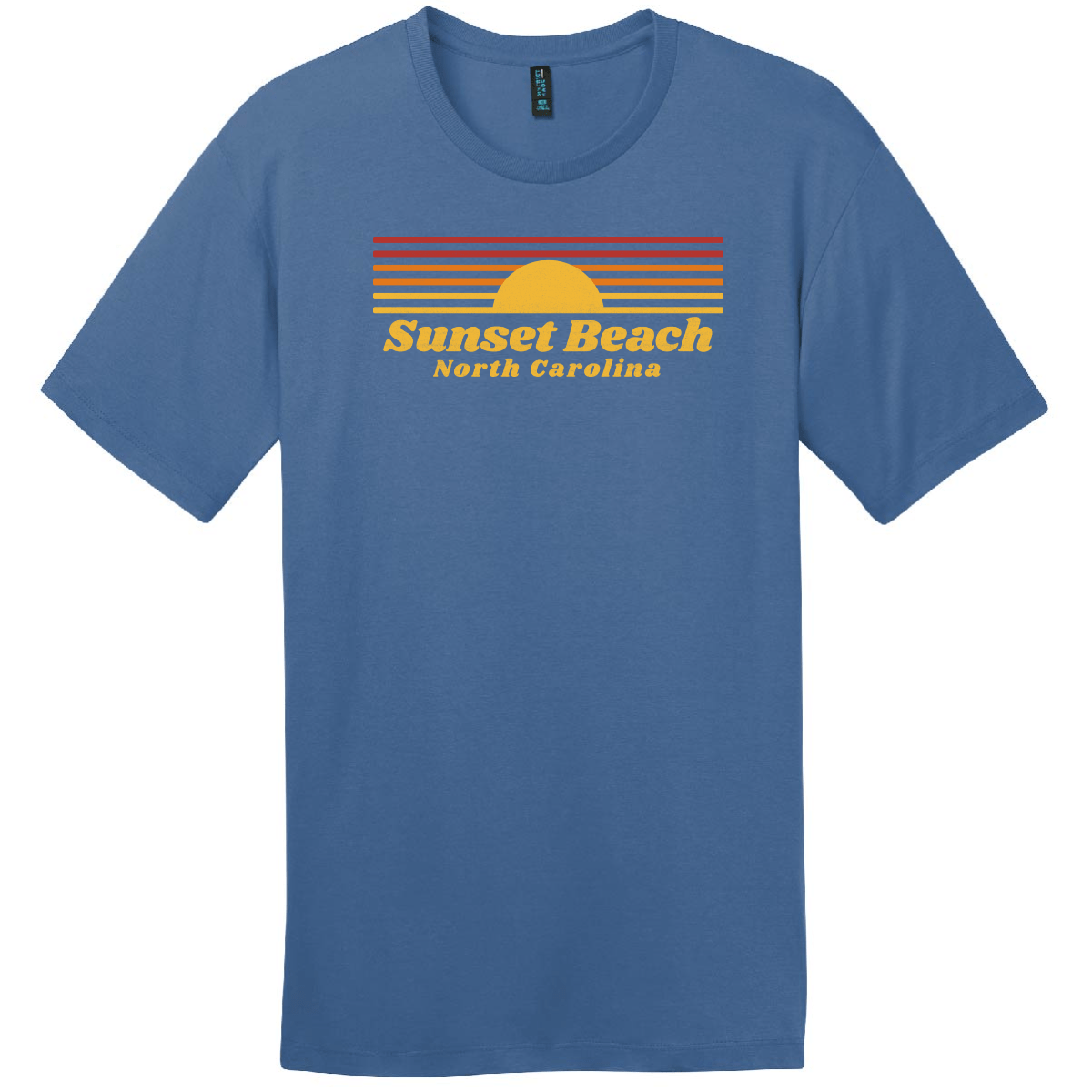 Sunset Beach North Carolina T-Shirt