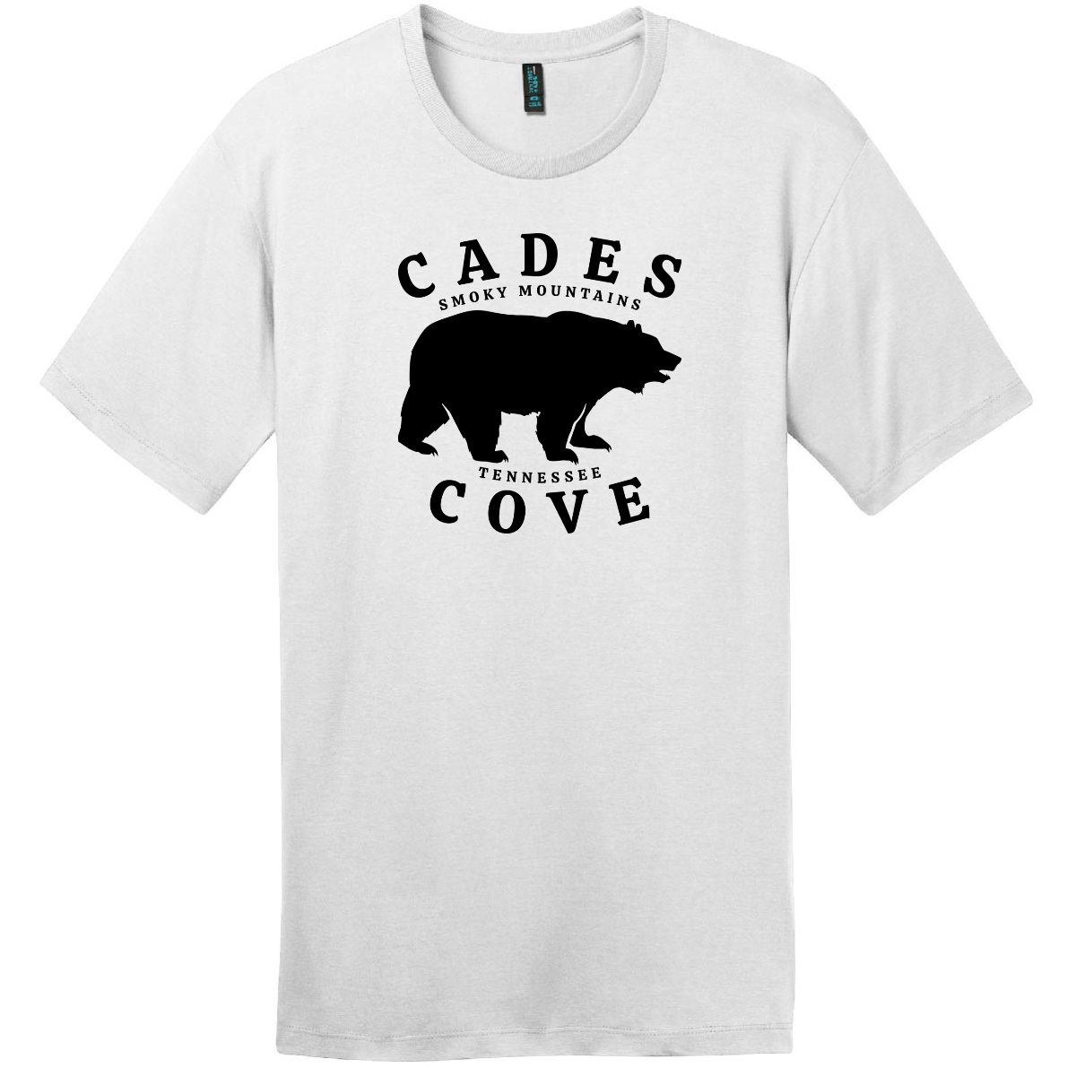 Cades Cove Tennessee Smoky Mountains T Shirt