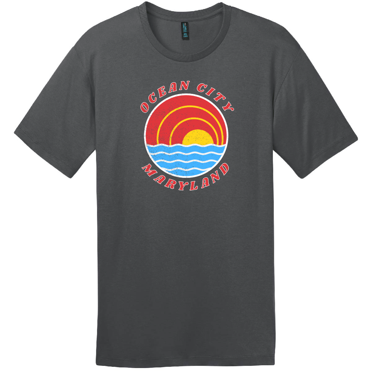 Ocean City Maryland Vintage T-Shirt