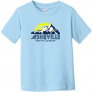 Asheville North Carolina Mountains Toddler T Shirt