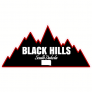 Black Hills South Dakota Mountain Sticker