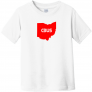 CBUS Columbus Ohio Toddler T Shirt