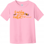 Candy Corn Cutie Toddler T-Shirt