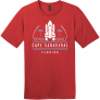 Cape Canaveral Space Coast Vintage T-Shirt