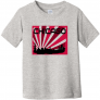 Chicago Skyline Retro Toddler T-Shirt