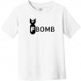 F Bomb Toddler T-Shirt
