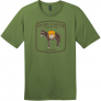 Grand Canyon National Park Donkey Vintage T-Shirt