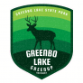 Greenbo Lake State Park Kentucky Sticker