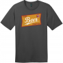 I Make Beer Disappear Vintage T Shirt